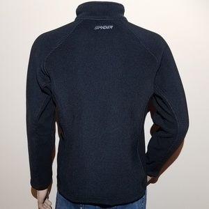Spyder Jackets & Coats - Men's Spyder Medium Pullover 1/4 Zip Core Knit